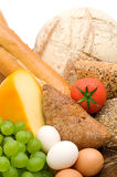 Food assortment Stock Image