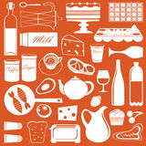 Food background Stock Images