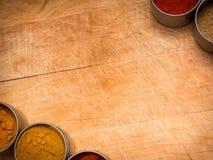 Food background Stock Image