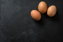 Food Background Eggs Royalty Free Stock Image