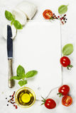 Food background Stock Photography