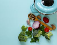 Food background, healthy eating healthy eating Royalty Free Stock Images