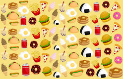 Food background Royalty Free Stock Images