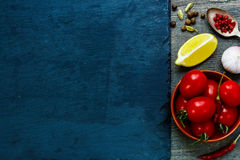 Food background Royalty Free Stock Photo