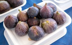 Ripe figs Royalty Free Stock Image