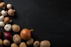 Food Background savory Stock Photo