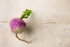 Food background turnip Stock Images