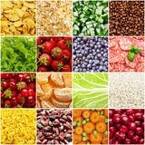 Food backgrounds Royalty Free Stock Photos