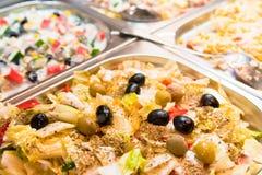 Food Bar Royalty Free Stock Image