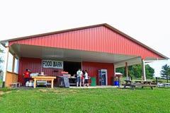 Food Barn Royalty Free Stock Photo