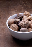 Food - Bowl of Nuts Royalty Free Stock Photo