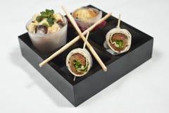 Food box 3 Royalty Free Stock Image