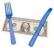 Free Food Budget Royalty Free Stock Photos - 14530008
