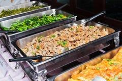 Food buffet Stock Photos