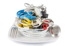 Food cable Royalty Free Stock Photo