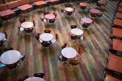 Food Cafe Table Seating Area Stock Photography