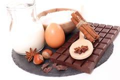 Food cake ingredient Royalty Free Stock Photo