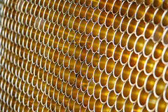 Food cans Stock Images