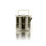 Food carriers. This is food carriers use for rice or other Stock Images