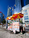 Food cart Royalty Free Stock Images