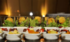 Food catering Royalty Free Stock Image