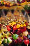 Food catering Stock Image