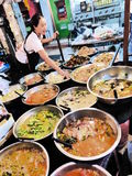 Food in Chiang Mai / Thailand Stock Image