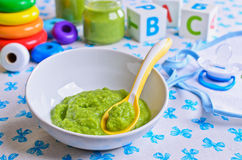 Food for children Royalty Free Stock Photos