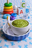 Food for children Royalty Free Stock Photo