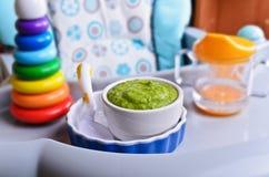 Food for children Stock Image