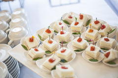 Food cocktail in Party Stock Images