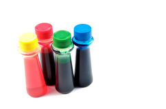 Food Coloring Royalty Free Stock Photos