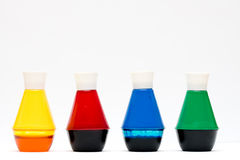 Food coloring Royalty Free Stock Photography