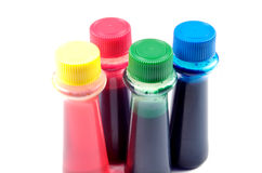 Food Coloring Close-up Royalty Free Stock Image
