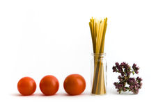 Food Composition Royalty Free Stock Photo