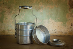 Food container. Royalty Free Stock Photography