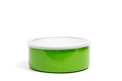 Food Container or Plastic food storage containers. Royalty Free Stock Photos