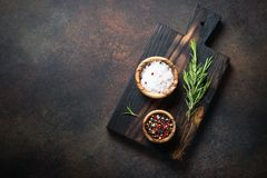 Food cooking background Stock Photography