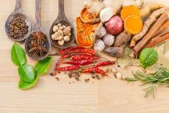 Food Cooking ingredients. Stock Images