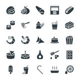 Food Cool Vector Icons 11 Stock Photo