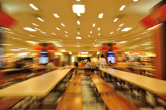Food court Stock Photography