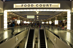 Food court Royalty Free Stock Photography