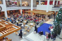 Food Court Royalty Free Stock Images