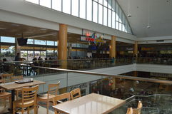 Food Court Shopping Mall Koreatown Los Angeles 2015. Koreatown Galleria Shopping Mall in Koreatown Los Angeles 2015 Foodcourt Royalty Free Stock Image