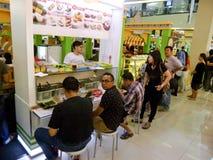 Food court Stock Photos