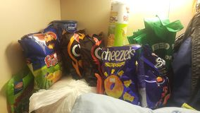 Food of the Crews Royalty Free Stock Photos