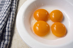Food and Cuisine - Eggs Stock Photo