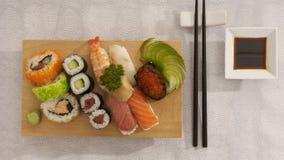 Food, Cuisine, Sushi, Japanese Cuisine Stock Image
