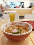 Food, Delicious Ramen Japanese noodle soup dish Stock Photography