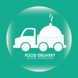 Food delivery Stock Photo